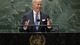 In his first address to United Nations, Biden declares world at 'inflection point' in climate change and pandemic