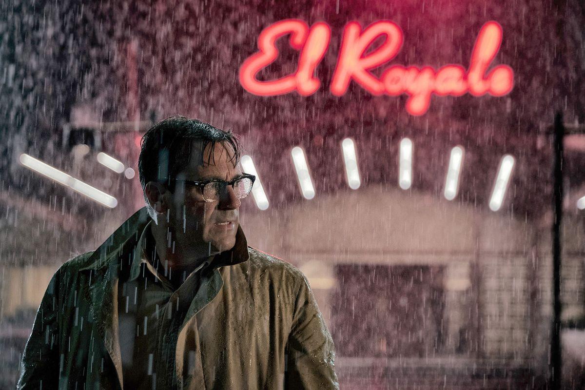 "Jon Hamm in ""Bad Times at the El Royale."" (Kimberley French, Twentieth Century Fox)"