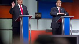 Republicans now see a Trump-Cruz race, with time for a shift running out