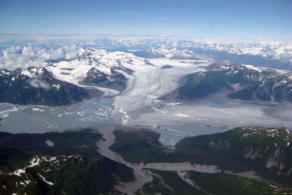 Yakutat Glacier. (Sam Herreid)