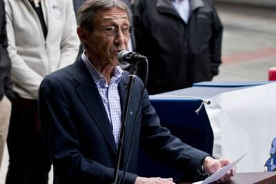 Longtime Bristol Bay Native Association President Ralph Andersen dies at 67