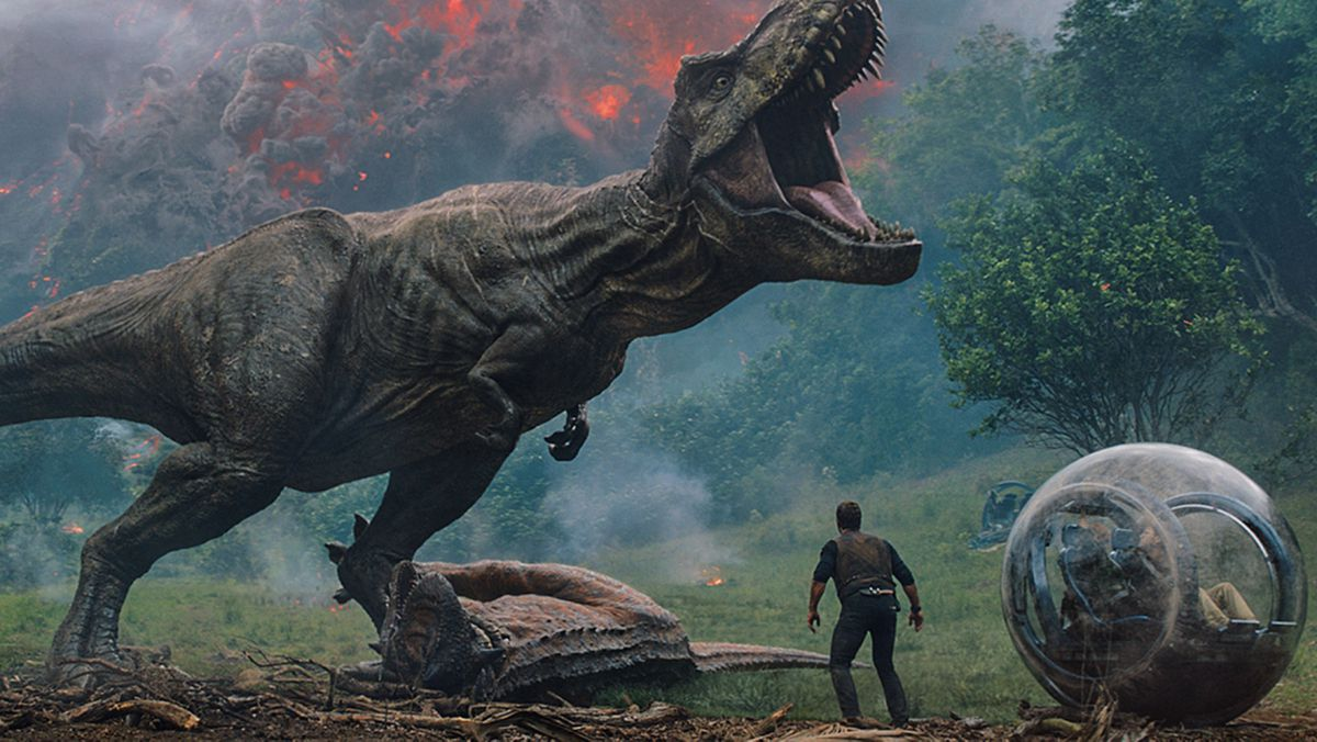 """Jurassic World: Fallen Kingdom"" (Universal Pictures and Amblin Entertainment)"