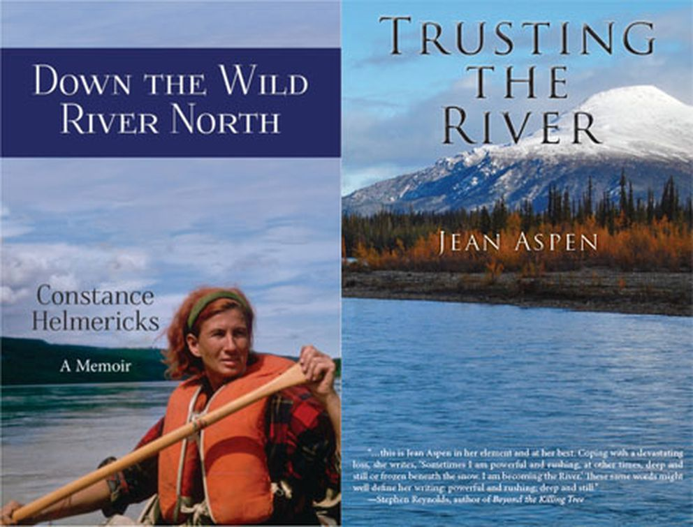 """""""Down the Wild River North"""" and """"Trusting the River"""" (Epicenter Books)"""