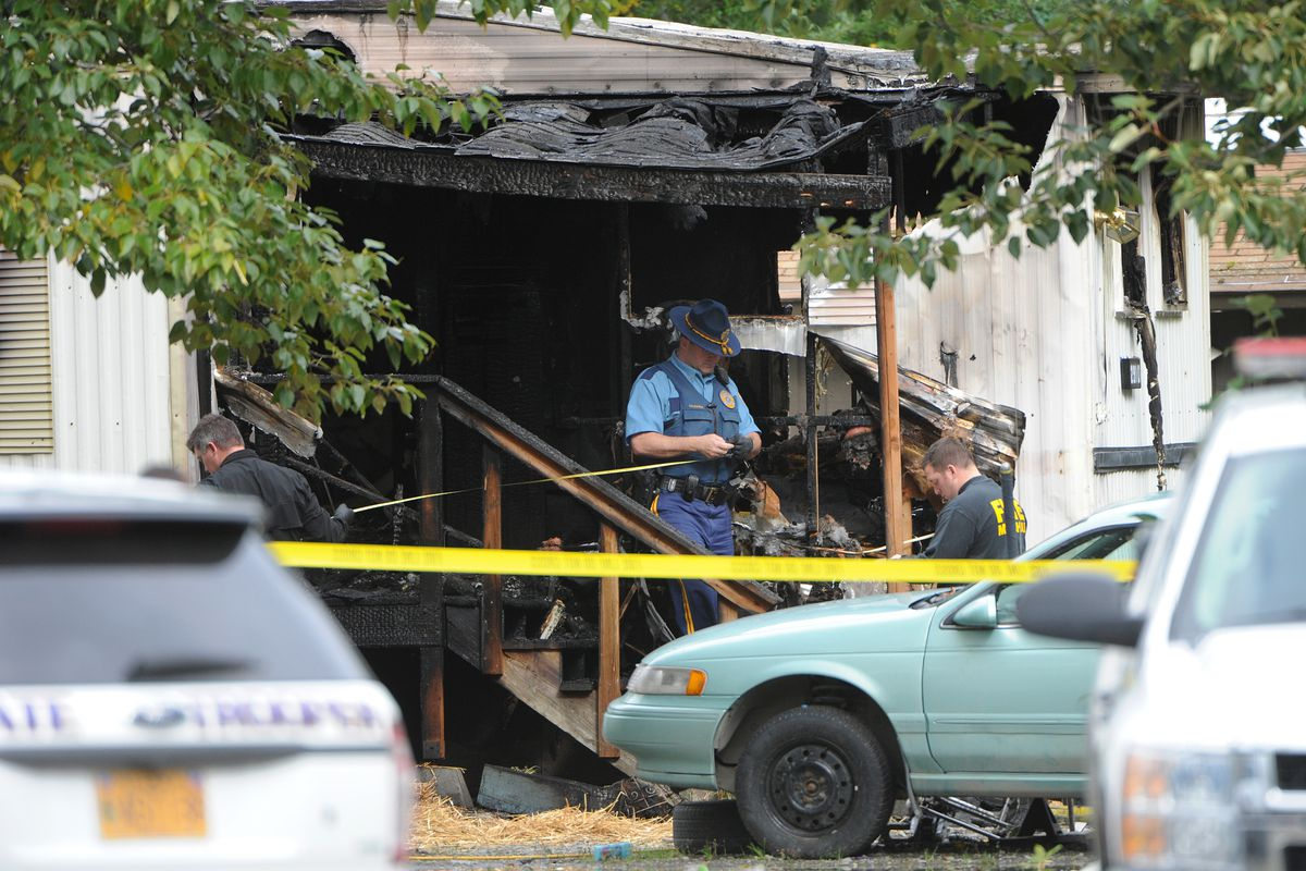 Mobile Home Fire In The Butte Claims Five Lives All