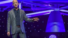 Petition aimed at billionaires suggests Bezos stay in space when Blue Origin launches first manned flight next month