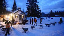 Allen Moore making a late charge in homestretch of Yukon Quest