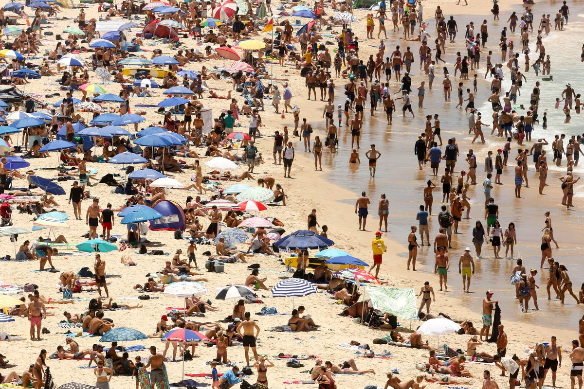 Hot day for Sydney but some beaches worth avoiding