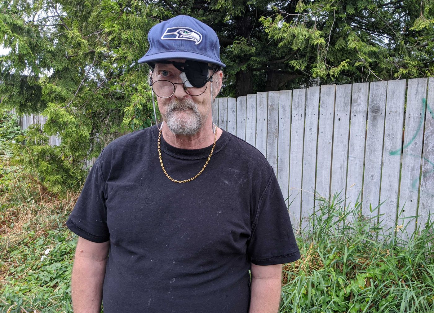 Richard Bingham lives in Bellingham, Washington. He was acquitted of the 1996 rape and murder of Jessica Baggen in Sitka, Alaska, in 1997. Photographed Aug 21, 2020. (Michelle Theriault Boots / ADN)