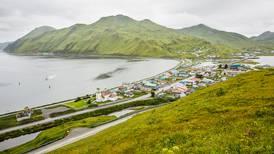 Two Unalaska girls die, driver survives when pickup rolls off cliff