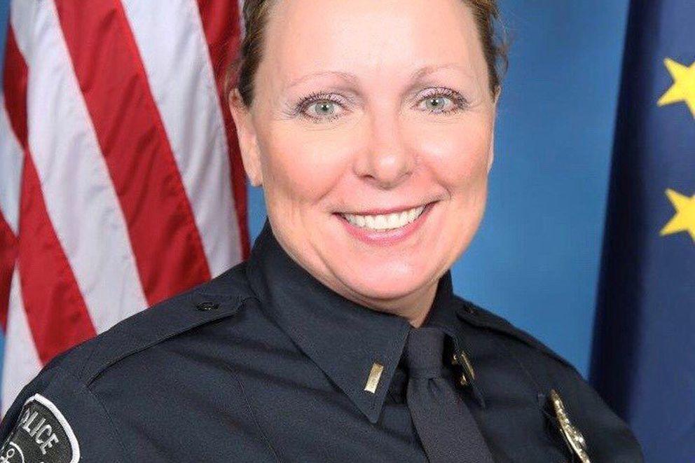 Lt. Nancy Reeder (Anchorage Police Department photo)