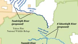 Feds recognize Native names of major Alaska river system