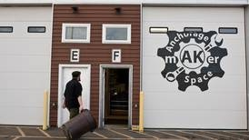 A hub for 'makers' thrives in Anchorage