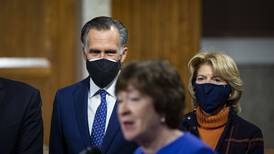 Biden will meet Republicans, including Murkowski, who are proposing much smaller pandemic relief package