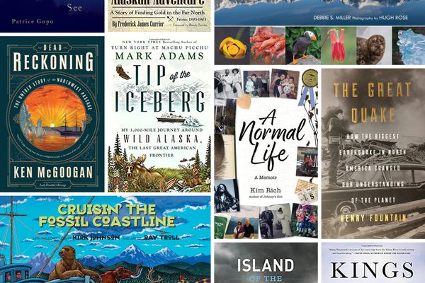 The best Alaska books our reviewers read in 2018.