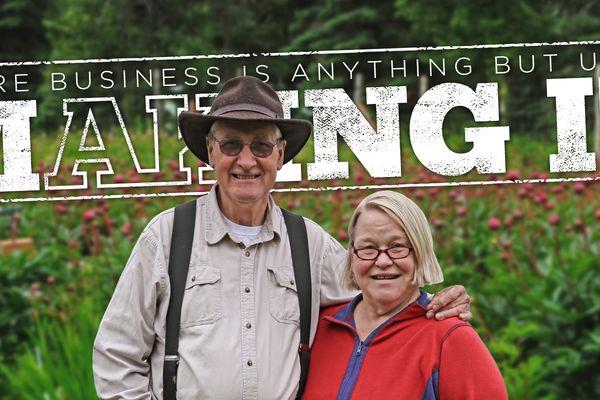 Pictured in the banner above: Wayne and Patti Floyd of Cool Cache Farms in Kenai, Alaska (Josh Genuino / Alaska Dispatch News Creative Services)