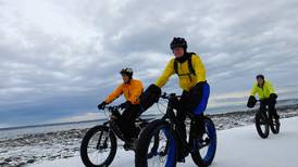 Fat-tire frenzy spreads among Alaska cyclists (with video)