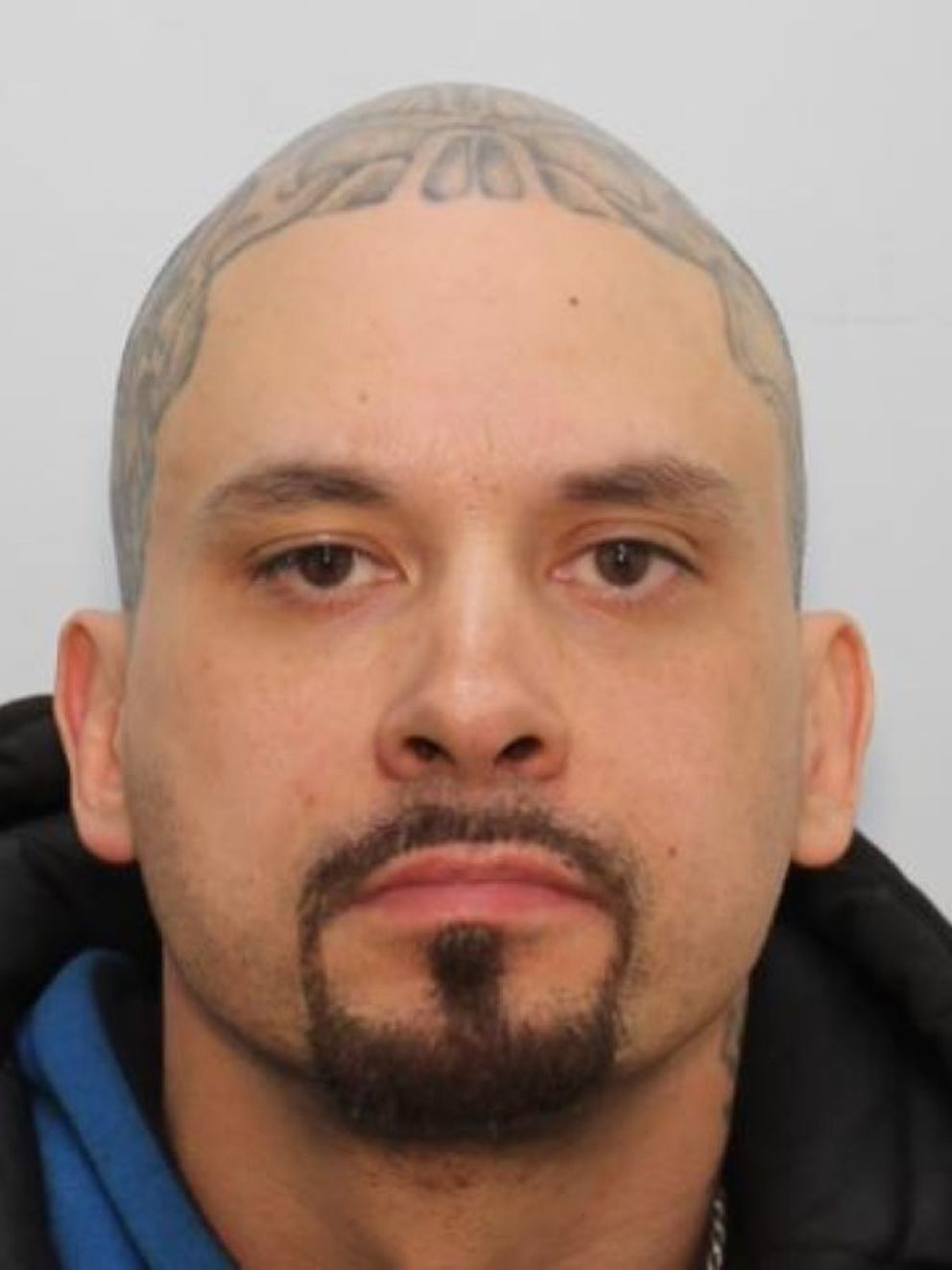 Jack L. Espinoza Jr., 38, is being sought by Anchorage police on burglary and assault charges in connection with an incident Feb. 10, 2020. (APD photo)
