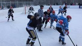 South-Bartlett beats Chugiak-Eagle River in OT to win girls high school hockey championship