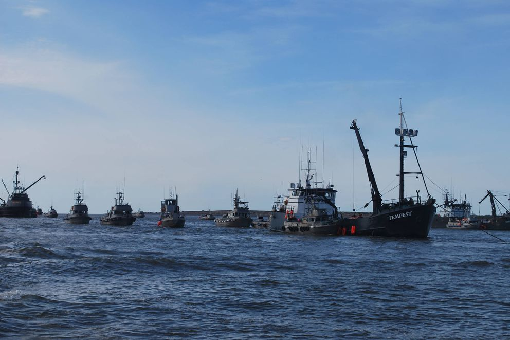 With the Copper River salmon season set to start next month and the massive Bristol Bay fishery in June, the commissioner of the Department of Fish and Game says plans are in the works to harvest fish and keep communities safe. (Alaska Journal of Commerce)