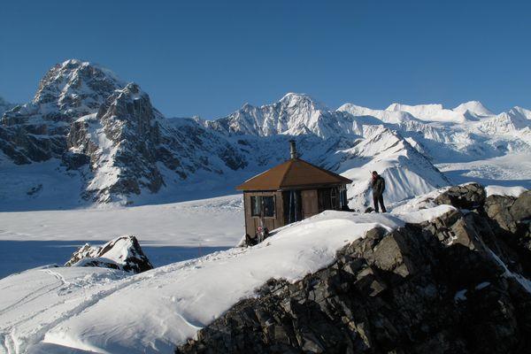 The Sheldon Mountain House in 2010. (NPS photo)