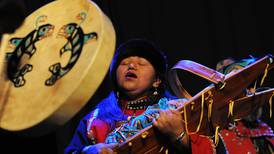 Photos: Native dance and drum groups celebrate Quyana