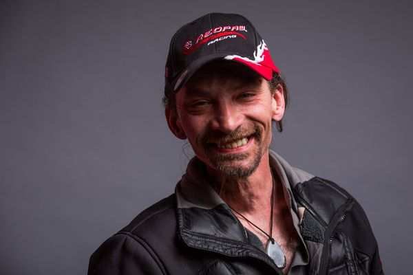 """A four-time race champion, Lance Mackey finished 14th in this year's Yukon Quest. """"I hate to say it's a training race, but it's been exactly that for me,"""" he said. """"I'm ecstatic the way they (his 2-year-old dogs) stood up."""""""