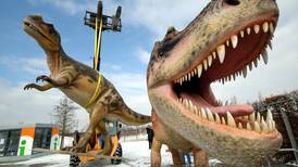 2.5 billion T. rex dinosaurs roamed Earth over 127,000 generations, researchers say