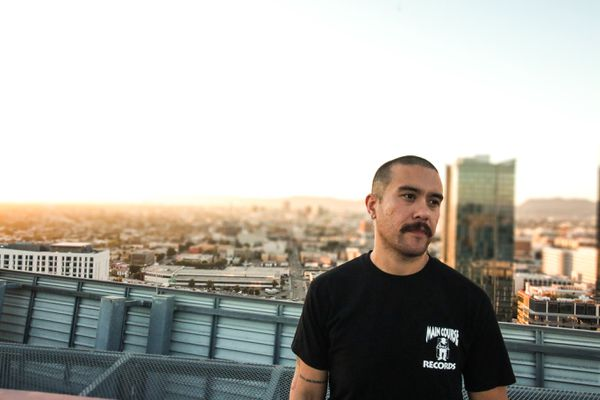DJ Astronomar, who's originally from Juneau, will perform in Anchorage.