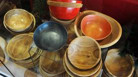 Video: Woodturners craft hundreds of empty bowls for Bean's Cafe fundraiser