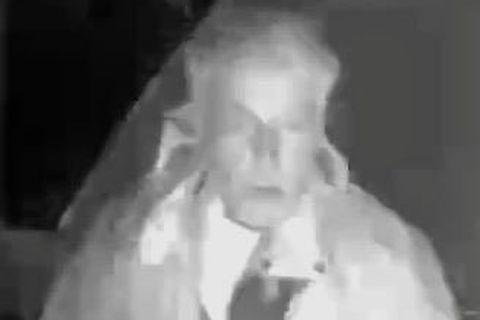 Arson suspect. (Anchorage Police Department)