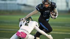 Derryk Snell's a beast, yet there's more to Chugiak football in 48-0 win