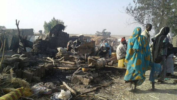Deaths Mounting After 'Accidental Bombing' of Nigerian Refugee Camp
