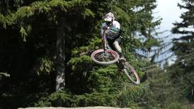 Nervy bikers can zoom downhill (and ride up) on 3 courses at Alyeska
