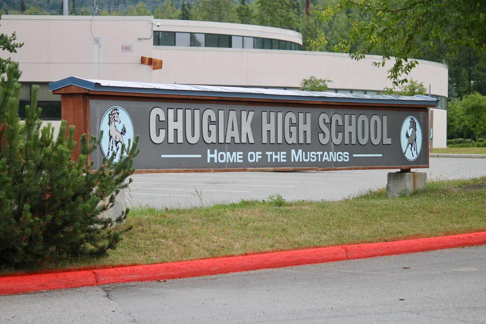 Chugiak High School on Wednesday, July 25, 2018 (Mckenzie Richmond / ADN)