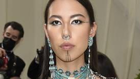 Alaska activist and model Quannah Chasinghorse makes waves at Met Gala and New York Fashion Week