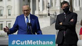 Senate votes to reinstate methane rules loosened by Trump