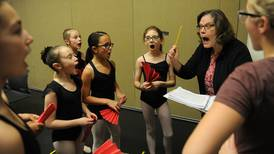 Anchorage dance students play English dance students for 'Billy Elliot'