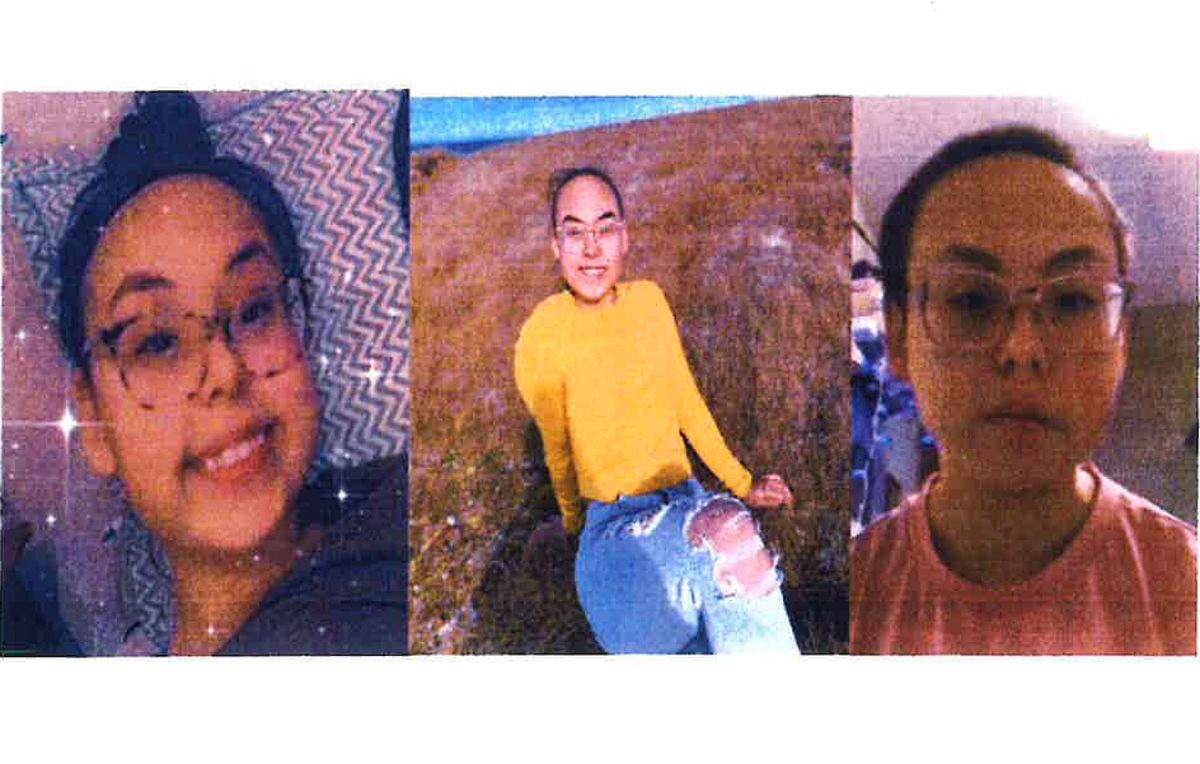 Janice Richards has been missing since last week. A flyer has been circulating in Utqiagvik to help find the 16-year-old girl. (Courtesy North Slope Borough)