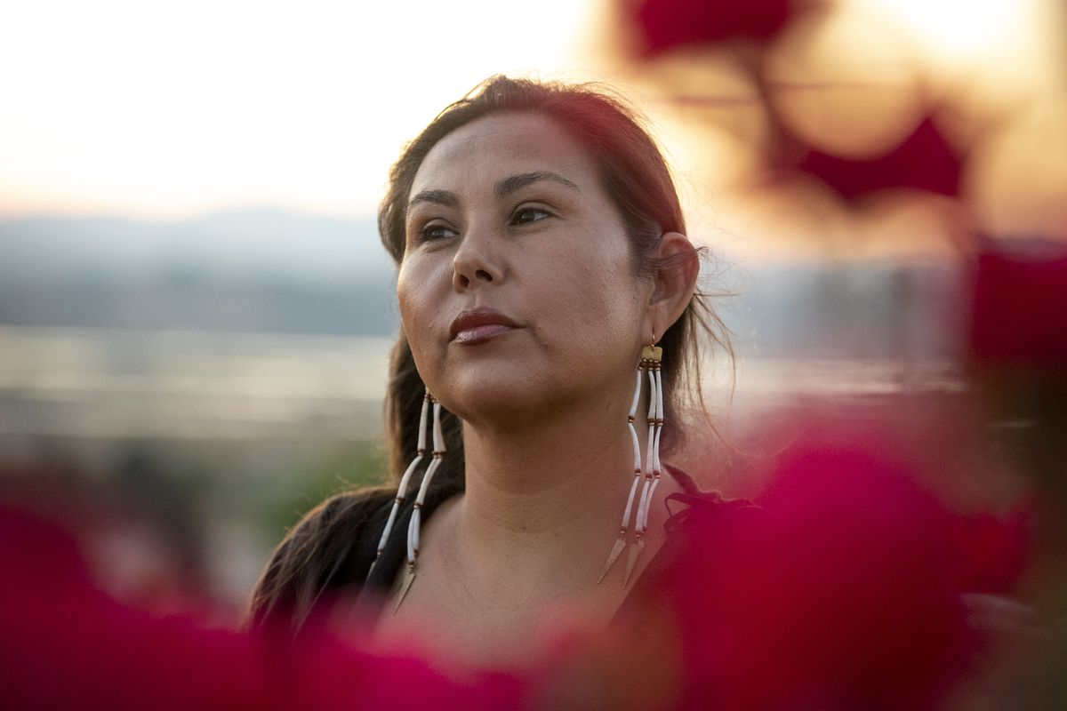 Climate change is endangering sacred land. For these Native women, it threatens 'everything we are.' - Anchorage Daily News