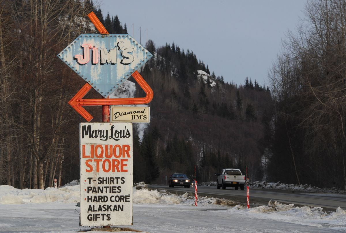 Residents of the communities of Rainbow, Indian, Bird Creek, Portage and the northern portion of Crow Creek Road outside the Girdwood Valley Service Area will be voting on Proposition C that would create a new Turnagain Arm Police Service Area (TAPSA). (Bill Roth / Alaska Dispatch News)