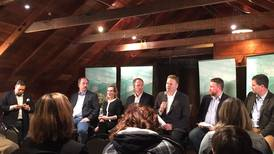 First Dunleavy event organized by conservative group draws supporters to Kenai