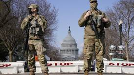 Capitol Police request 60-day extension of National Guard security