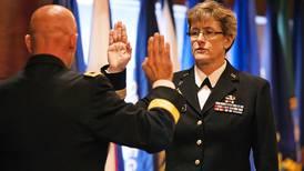 Judge temporarily blocks Parnell termination of Alaska National Guard officer