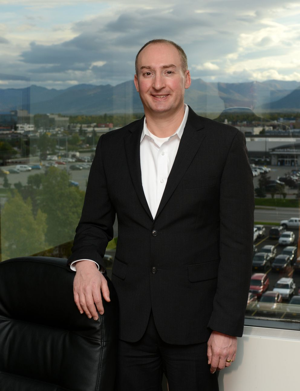 Joshua Weinstein is the head of RISQ Consulting, an Acrisure Agency Partner. Acrisure acquired Northrim Benefits Group in August. (Erik Hill / Alaska Dispatch News)