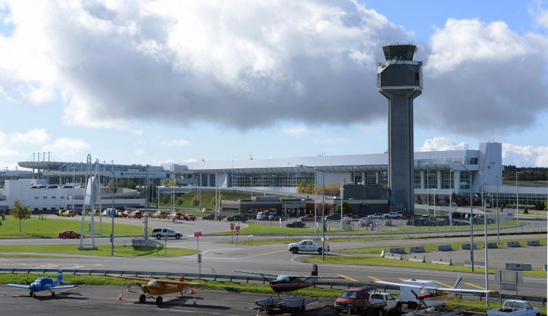 Hong Kong airport protests shouldn't affect cargo flights to and from Anchorage, official says