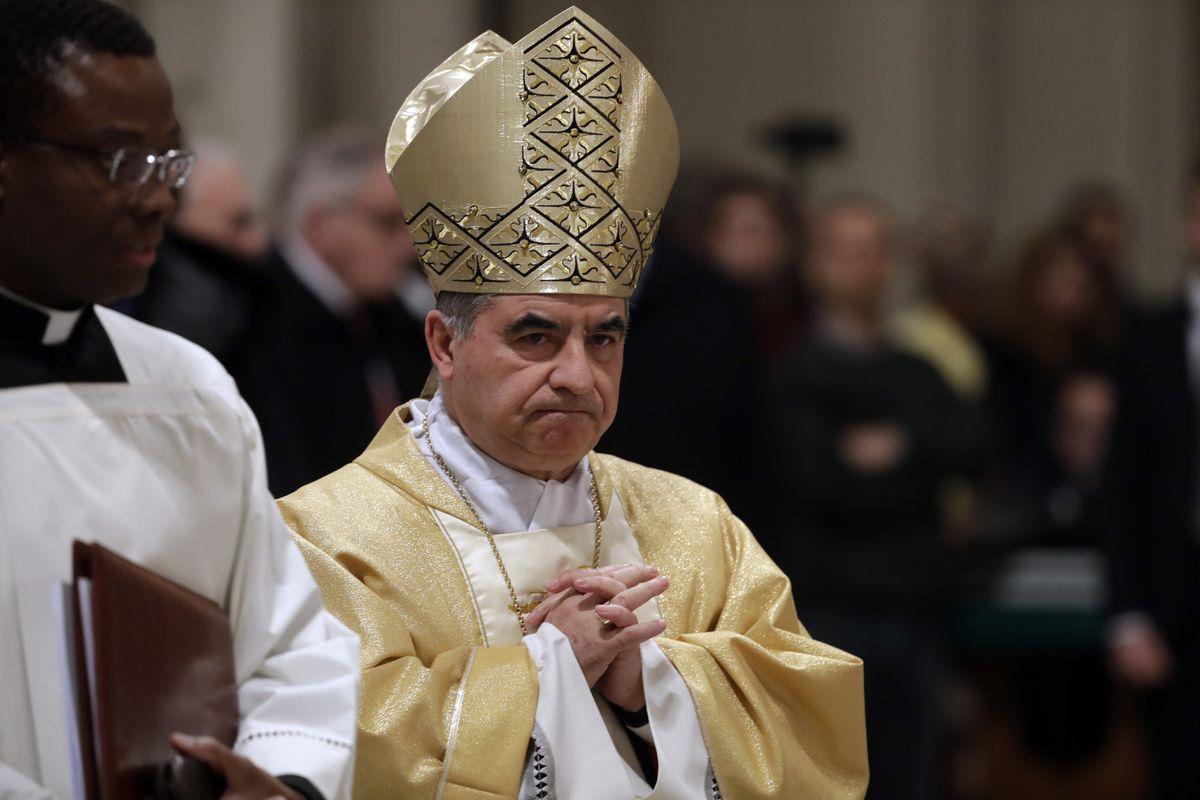 Powerful Vatican cardinal resigns amid financial scandal