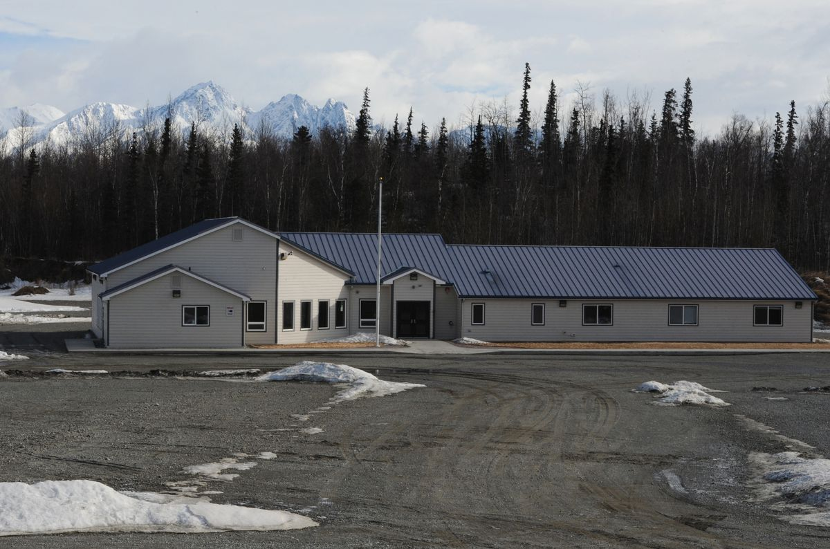 Valley Oaks, a new 16-bed residential women's substance-abuse treatment center operated by faith-based nonprofit Set Free Alaska, is scheduled to open in September off Bogard Road near Palmer. (Bill Roth / Alaska Dispatch News)