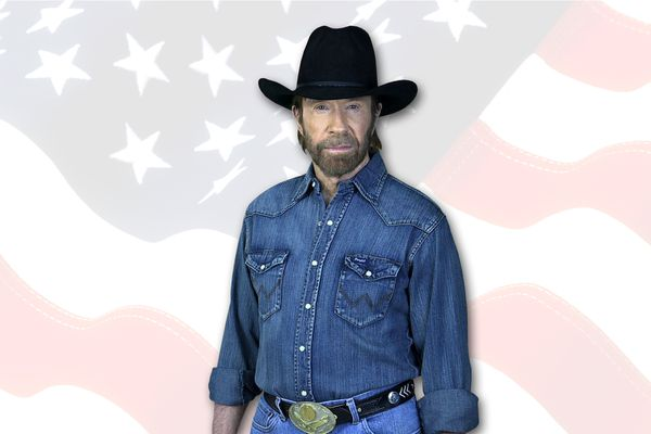 OPINION: Legendary actor, martial artist and all-around tough man Chuck Norris presents his top 10 reasons eligible Americans should register to vote, and then be sure to cast a ballot.