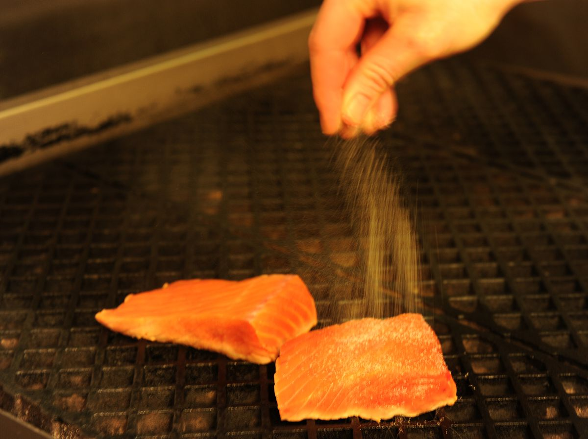 Tracing a magnificent (and tasty) king salmon to its Alaska