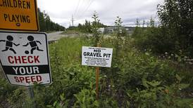 Permit denied for large Mat-Su gravel pit in middle of neighborhood off Parks Highway